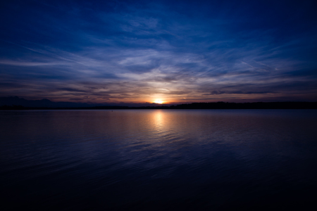 Picture no: 11472737 Sonnenuntergang am See Created by: TDphotoArt