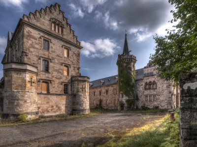 Picture no: 11473239 Lost Place - Rapunzels Schloss Created by: Sichtweisen-Photo