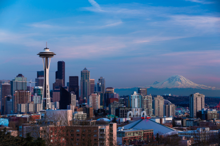 Picture no: 11479196 Seattle Skyline Created by: TomKli