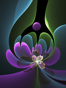 Picture no: 11483451 Decorative Flower Created by: gabiw-art