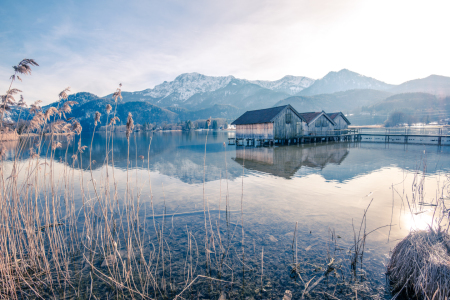 Picture no: 11483621 Kaiserewetter am Kochelsee Created by: hannes cmarits
