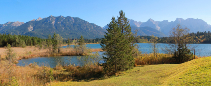 Picture no: 11484801 Herbstlandschaft Barmsee Created by: SusaZoom