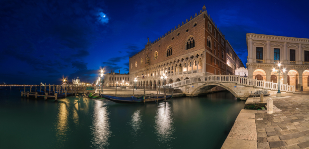 Picture no: 11493539 Venedig - Palazzo Ducale Panorama Created by: Jean Claude Castor
