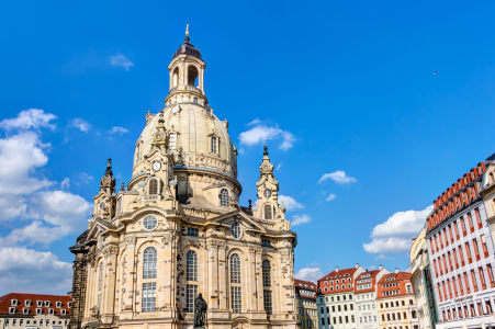 Picture no: 11495050 Frauenkirche in Dresden Created by: mije-shots