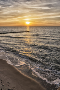 Picture no: 11495858 Sonnenuntergang an der Ostsee Created by: Wolfgang Zwanzger