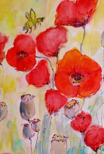 Picture no: 11497123 Roter Mohn Created by: Ingrid Becker