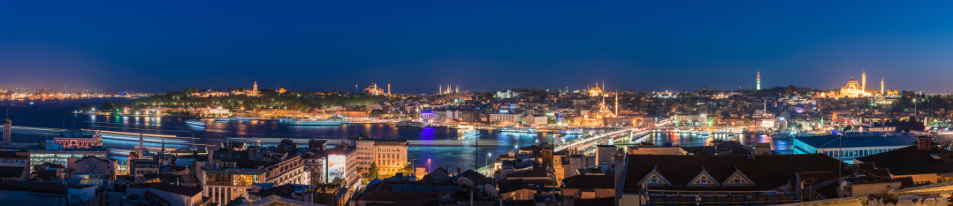 Picture no: 11497822 Istanbul - Altstadt Skyline Panorama Gesamt Created by: Jean Claude Castor