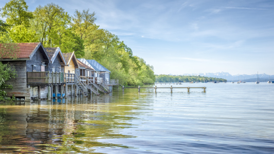 Picture no: 11498321 Ammersee Created by: magann