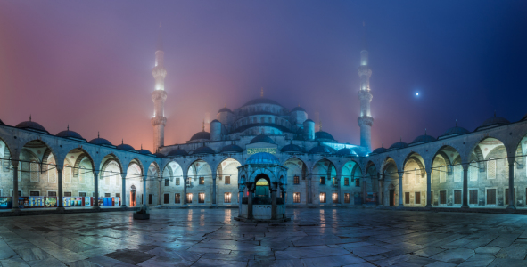 Picture no: 11499342 Istanbul - Blaue Moschee Created by: Jean Claude Castor