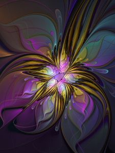 Picture no: 11502246 Florale Abstraktion Created by: gabiw-art