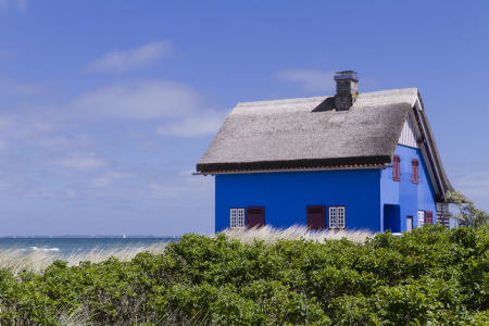 Picture no: 11508860 Blaues Strandhaus Created by: bebo24