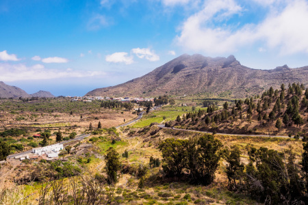 Picture no: 11515853 Landschaft auf Teneriffa Created by: Rico Ködder
