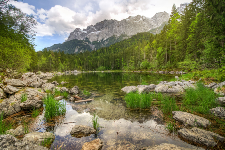 Picture no: 11518053 Bergwelten - Frillensee Created by: Steffen Gierok