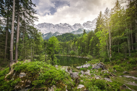 Picture no: 11518055 Bergwelten - Frillensee Created by: Steffen Gierok
