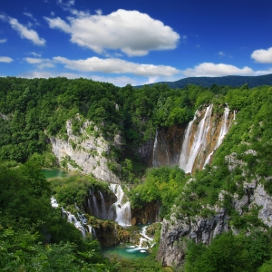 Picture no: 11523121 Veliki slap Wasserfall Nationalpark Plitvicer Seen Created by: Renate Knapp