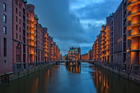 Picture no: 11545724 Speicherstadt  Created by: HeschFoto