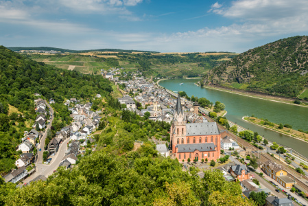 Picture no: 11548544 Oberwesel am Mittelrhein 60 Created by: Erhard Hess