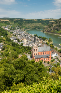 Picture no: 11548552 Oberwesel am Mittelrhein 64 Created by: Erhard Hess