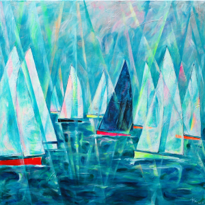 Picture no: 11554512 Sailboats 49-05 Created by: MargaritaArt