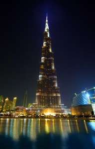 Picture no: 11575352 Burj Khalifa Emirate Nachts Created by: Ina  Penning