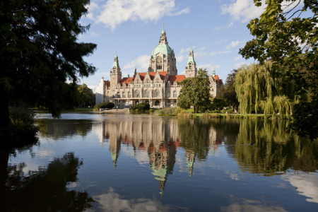 Picture no: 11580154 Neues Rathaus Hannover Created by: connys-traumreisen