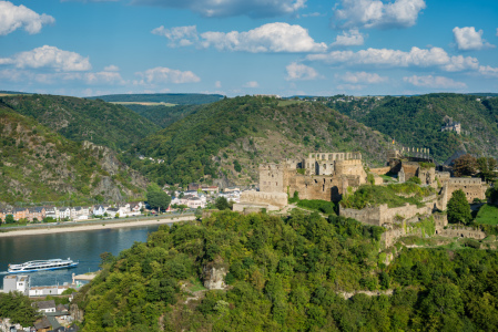 Picture no: 11583070 St. Goar - Festung Rheinfels 600 Created by: Erhard Hess