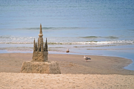 Picture no: 11588876 Kathedrale am Sandstrand Created by: Ostfriese