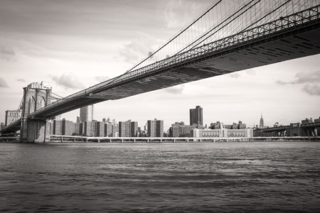 Picture no: 11589492 Brooklyn Bridge Created by: Pixelkunst