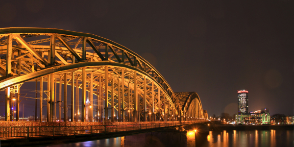 Picture no: 11590622 Hohenzollernbrücke Created by: Gerhard Albicker