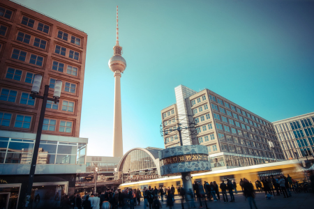 Picture no: 11594920 Berlin - Alexanderplatz Created by: Steffen Gierok