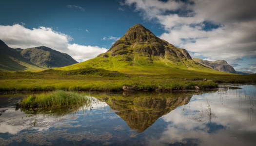 Picture no: 11598120 Buachaille Etive Beag, Glencoe, Schottland Created by: orxy
