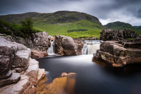 Picture no: 11598234 Black Pools, Glen Etive, Schottland Created by: orxy