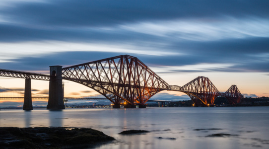 Picture no: 11598256 Forth Bridge, Edinburgh, Schottland Created by: orxy