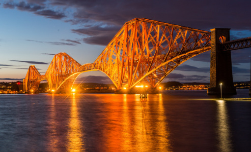 Picture no: 11598284 Forth Bridge, Edinburgh, Schottand Created by: orxy