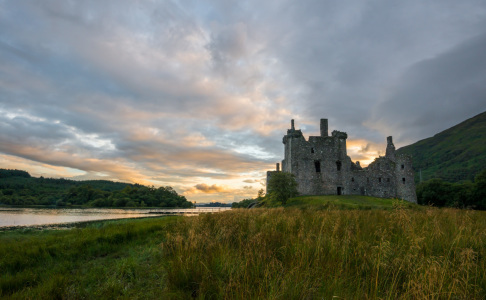 Picture no: 11598420 Kilchurn Castle am Loch Awe, Schottland Created by: orxy