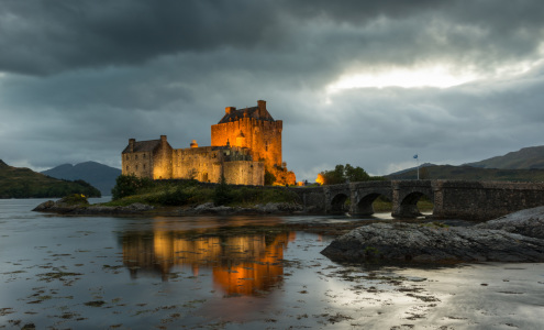 Picture no: 11598440 Eilean Donan Castle, Schottland Created by: orxy