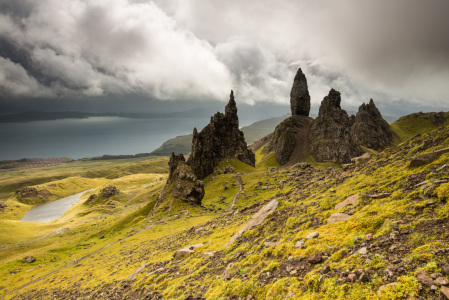 Picture no: 11598450 Old Man of Storr, Skye, Schottland Created by: orxy
