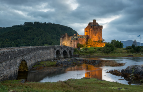 Picture no: 11598524 Eilean Donan Castle, Schottland Created by: orxy