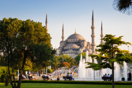 Picture no: 11599168 Istanbul, Blaue Moschee Created by: janschuler