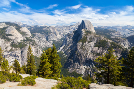 Picture no: 11608023 Half Dome, Yosemite Nationalpark, USA Created by: janschuler
