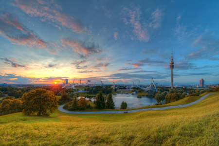 Picture no: 11611239 autumnal munich  Created by: Christian Theile