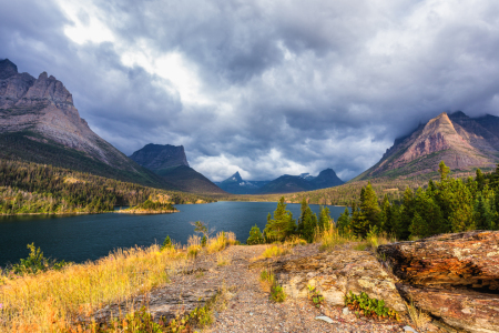 Picture no: 11620427 Saint Mary Lake Created by: TomKli