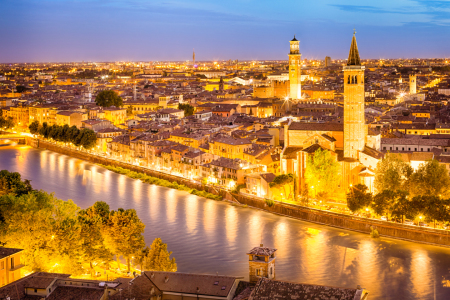 Picture no: 11622797 Leuchtendes Verona Created by: janschuler