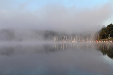 Picture no: 11632083 Segelboote und Nebel 3 Created by: falconer59