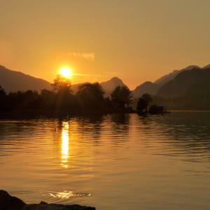 Picture no: 11637143 Abendstimmung am Wolfgangsee Created by: GUGIGEI