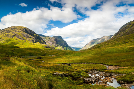 Picture no: 11640116 Glen Coe , Schottland Created by: Reiner Würz