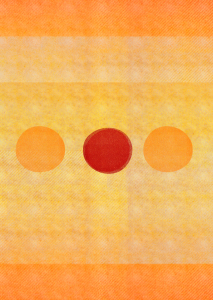 Picture no: 11645076 Punkte :: Gelb - Orange - Rot Created by: Sachers-Art