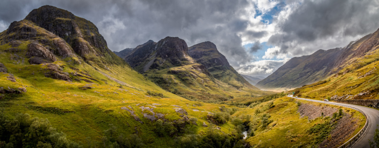 Picture no: 11648570 Glen Coe Schottland Created by: Thomas Gerber