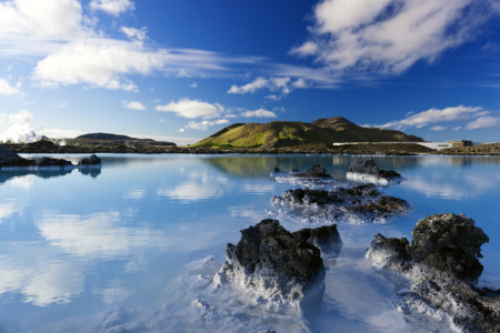 Picture no: 11651304 Blue Lagoon in Iceland Created by: Dieter Dieter Meyrl