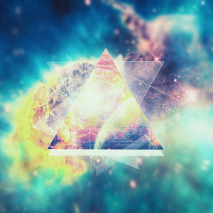 Picture no: 11678736 Awsome collosal deep space triangle art sign Created by: badbugs-art